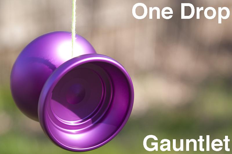 Gauntlet 00